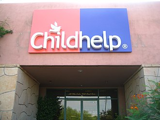 Childhelp - Entrance to the Childhelp Headquarters in Scottsdale, Ariz.