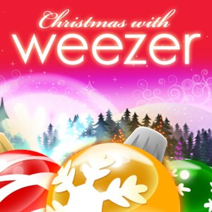 Christmas with Weezer - Image: Christmaswithweezer