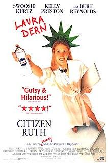 <i>Citizen Ruth</i> 1996 film by Alexander Payne