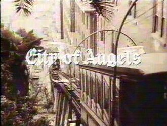 City of Angels (1976 TV series) - Image: City of Angels Title Card