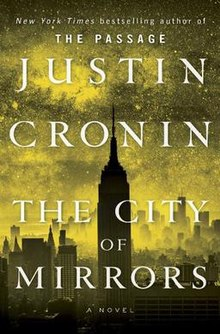 justin cronin city of mirrors release date
