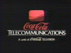 Coca-Cola Telecommunications - A screenshot of the logo.