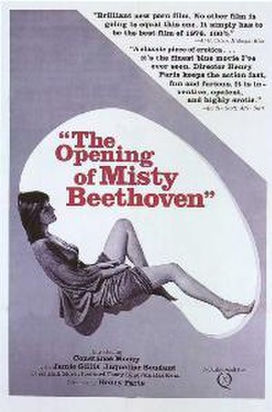 The Opening of Misty Beethoven - Original film poster