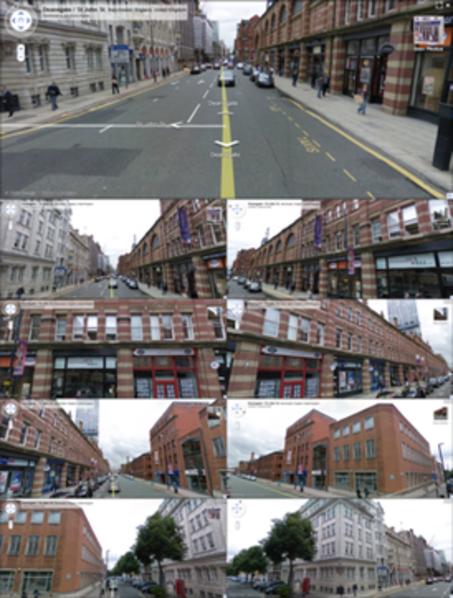Google Streets