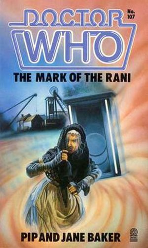 The Mark of the Rani - Image: Doctor Who The Mark of the Rani