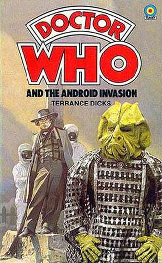The Android Invasion - Image: Doctor Who and the Android Invasion