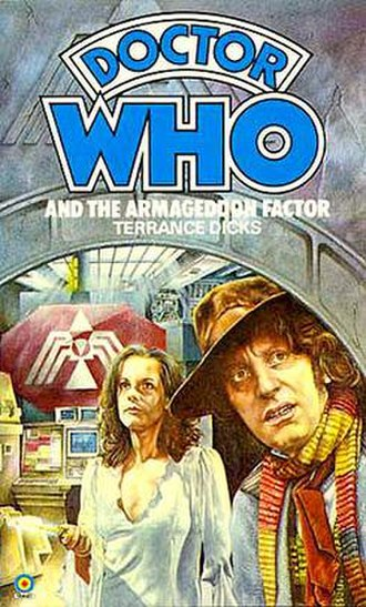 The Armageddon Factor - Image: Doctor Who and the Armageddon Factor