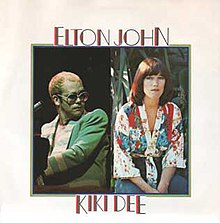 Elton John with Kiki Dee - Don't Go Breaking My Heart (studio acapella)