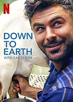Picture of a TV show: Down To Earth With Zac Efron