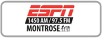 KAVP - Image: ESPN Montrose