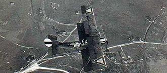 Estonian Air Force - Estonian B.E.2 in the Estonian War of Liberation