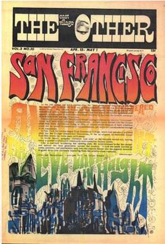 Underground press - East Village Other (April 16 – May 1, 1967)