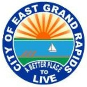 East Grand Rapids, Michigan - Image: East Grand Rapids, Michigan logo