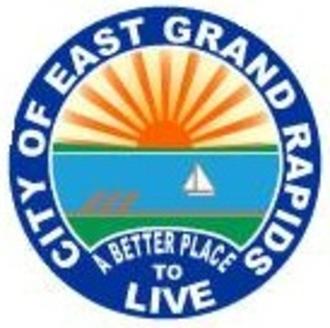 East Grand Rapids, Michigan - Image: East Grand Rapids, Michigan logo