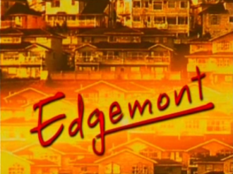 Edgemont (TV series) - Edgemont intertitle