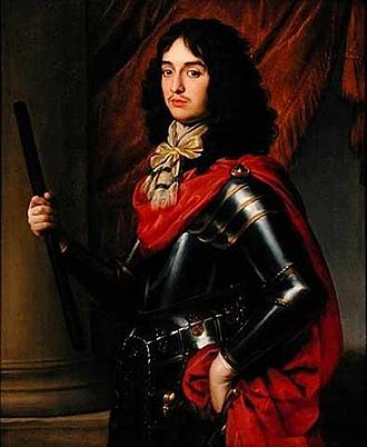 Anne Gonzaga - Her husband, Count Palatine Edward of Simmern
