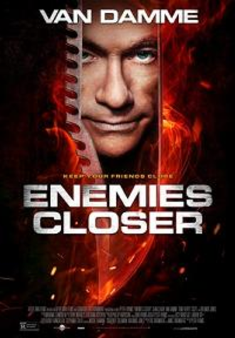 Enemies Closer - Theatrical poster