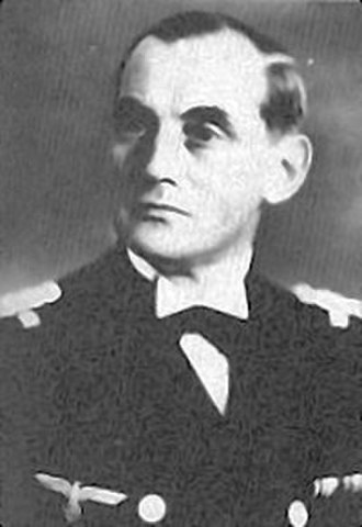 B-Dienst - Admiral Erhard Maertens – Director of Naval Communications