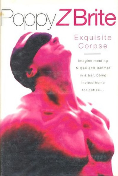 Picture of a book: Exquisite Corpse