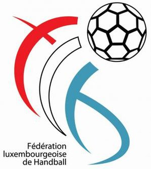 Luxembourg national handball team - Image: Fédération Luxembourgeoise de Handball