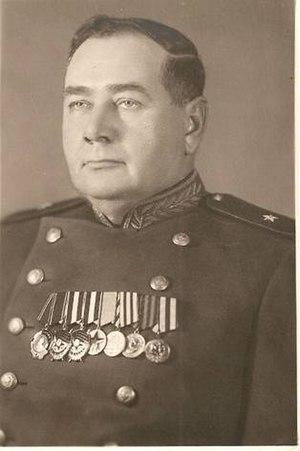 Feliksas Baltušis-Žemaitis - Major General F. Baltušis-Žemaitis