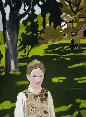 Fairfield Porter - Fairfield Porter, Under the Elms, 1971–1972