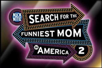 The Search for the Funniest Mom in America - Image: Fm nickatnite