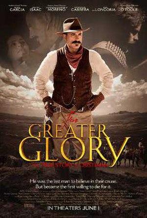 Cristiada (film) - Poster (English)