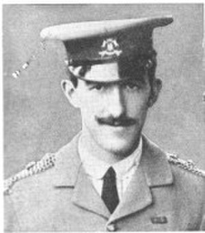 Francis Octavius Grenfell - Captain Francis Grenfell VC