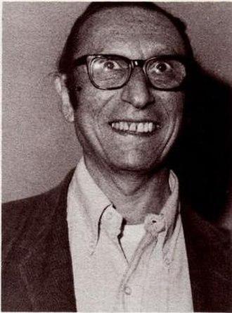 Frank Robbins - Frank Robbins c. 1975