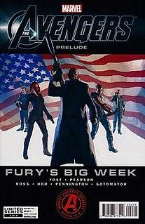 <i>Furys Big Week</i>