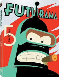Futurama Volume 5
