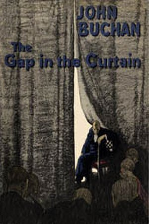 The Gap in the Curtain - 1st edition dust jacket