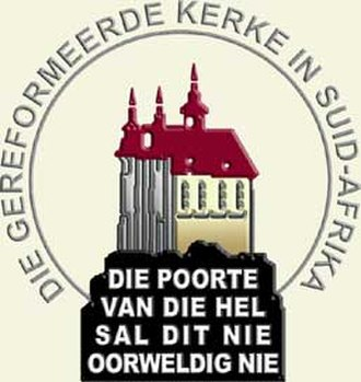 Reformed Churches in South Africa - Image: Gereformeerde Kerke in Suid Afrika