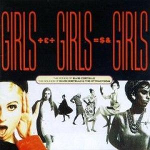 Girls Girls Girls (Elvis Costello album) - Image: Girls Girls Girls Album Cover