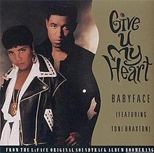 Babyface featuring Toni Braxton — Give U My Heart (studio acapella)