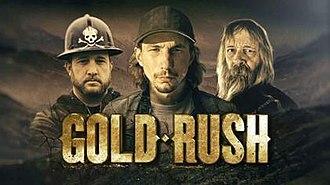 Gold Rush (TV series) - Image: Gold Rush Title