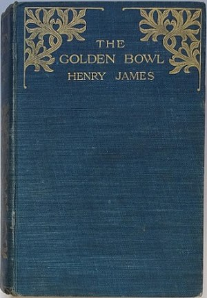 The Golden Bowl - First UK edition