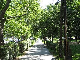 Ferencváros - Haller utca.