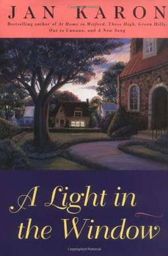 A Light in the Window - 1998 Hardcover copy