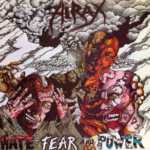 Hate, Fear and Power - Image: Hate Fear and Power
