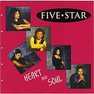 Heart and Soul (Five Star album) - Image: Heartandsoul