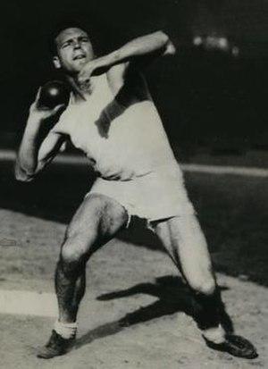 Henri LaBorde - Henri LaBorde in 1931