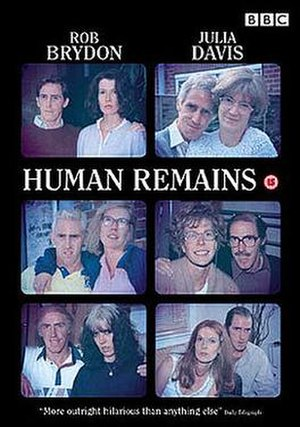Human Remains (TV series) - Region 2 DVD cover.