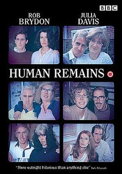 Picture of a TV show: Human Remains