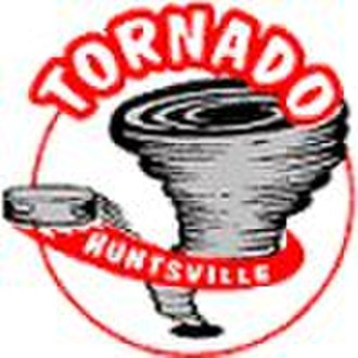 Huntsville Channel Cats - Logo of the Huntsville Tornado (2000–2001)