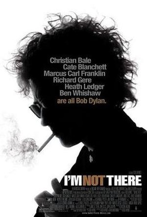 I'm Not There - Theatrical release poster