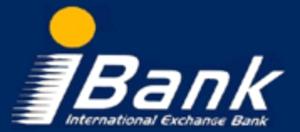 International Exchange Bank - iBank logo