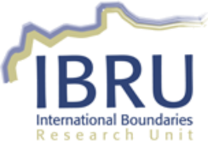 International Boundaries Research Unit - Image: Ibru logo