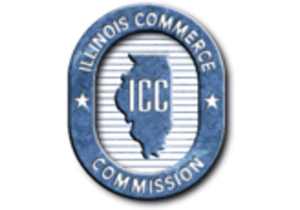 Illinois Commerce Commission - Logo of the Illinois Commerce Commission.